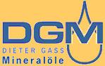 Logo DGM Dieter Gass Mineralöle, Wuppertal