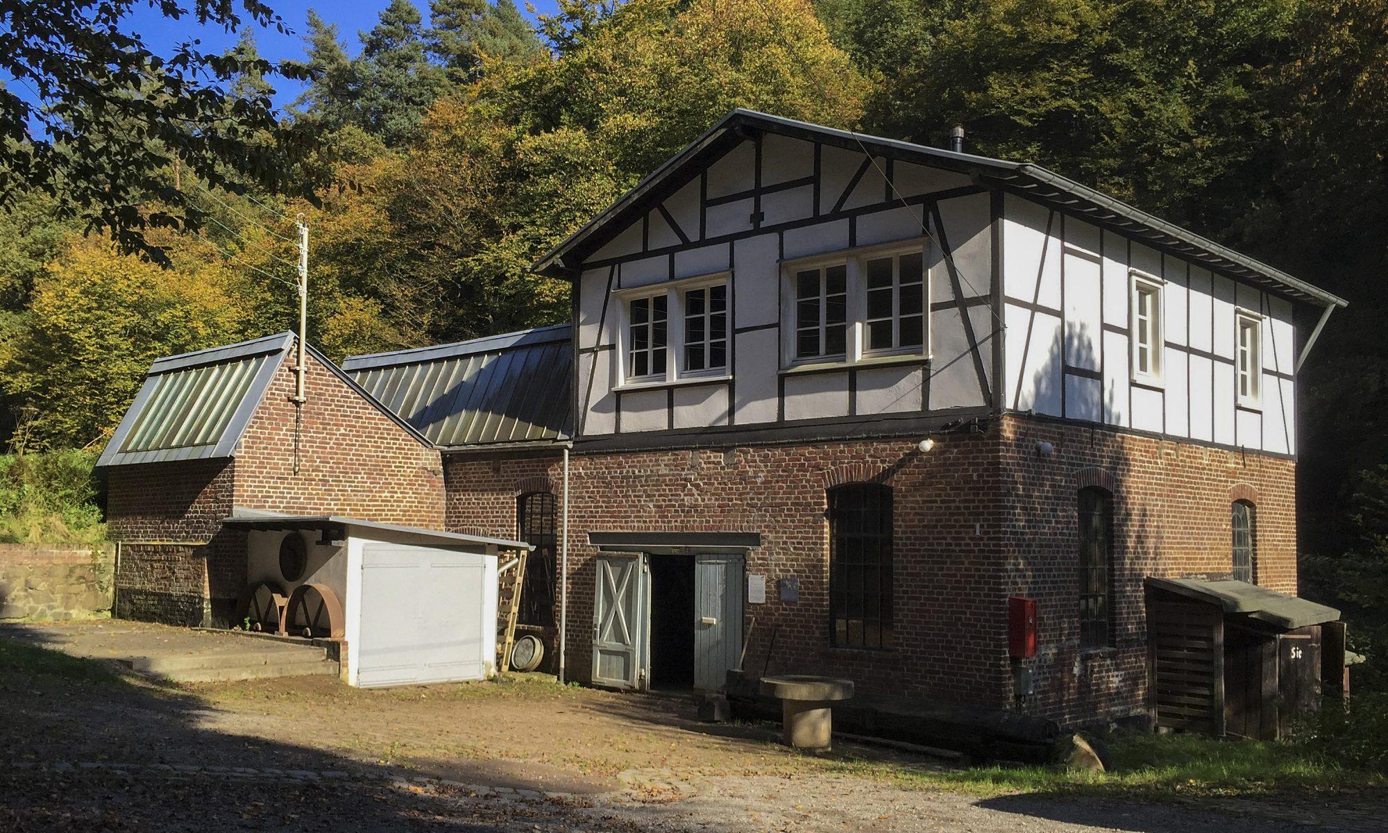 Der Manuelskotten in Wuppertal-Cronenberg